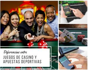 juegos de casino y apuestas